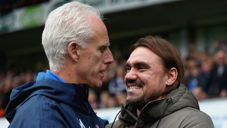 Mick McCarthy and Daniel Farke