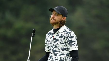 Tommy Fleetwood finished second in the open at Royal Portrush