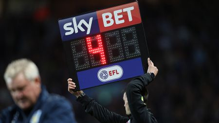 Sky Bet sponsor the EFL