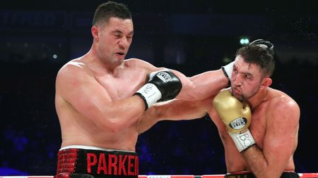 Joseph Parker takes on Hughie Fury