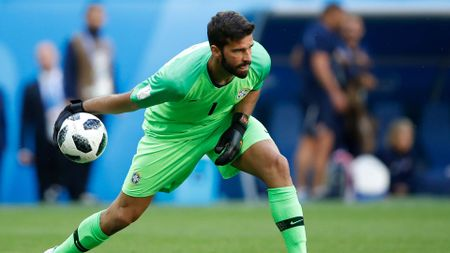 Alisson to complete move to Liverpool for world record fee