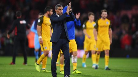 Chris Hughton and Brighton can get the better of Bournemouth this time