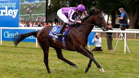 Ten Sovereigns wins the July Cup in style