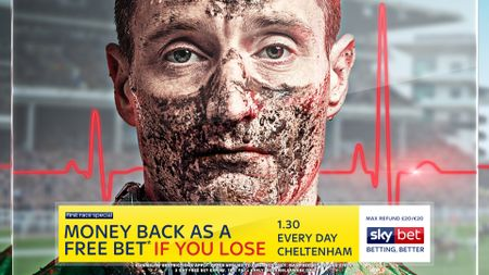 Sky Bet's money back offer for the Cheltenham Festival