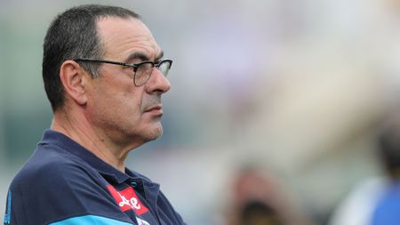 Maurizio Sarri has left Napoli and finds himself as clear favourite for Chelsea
