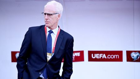 Mick McCarthy: Back in the dugout as Republic of Ireland boss