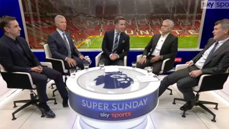 Scroll down to watch the Sky Sports panel discuss Manchester United's striker problems