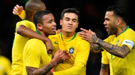 Gabriel Jesus can lead the line to World Cup glory