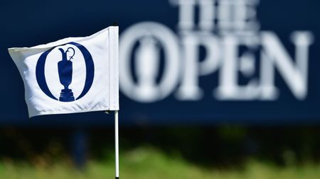 The Open continues on Friday