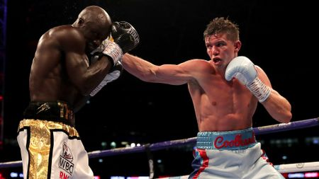 Luke Campbell put on a classy display at Wembley