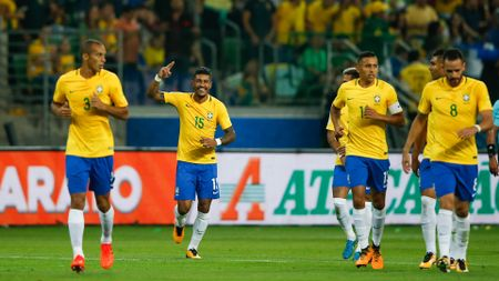 Brazil are among the favourites for World Cup glory