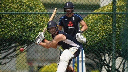 Jos Buttler prepares for the second Test