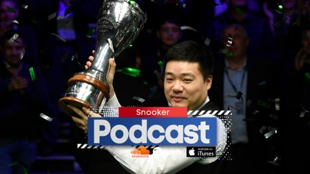 The latest Snooker Podcast