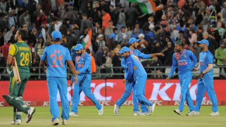 Celebrations for India