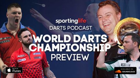 You can listen to the Sporting Life Darts Podcast on iTunes and Soundcloud