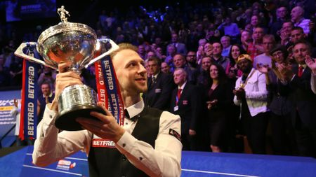 Judd Trump is snooker's world champion