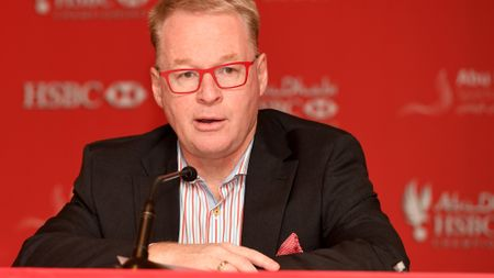 Keith Pelley: World tour not a priority