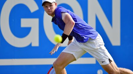Kyle Edmund has not been in touch with Evans