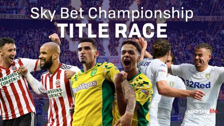 Our look at the Sky Bet Championship title race
