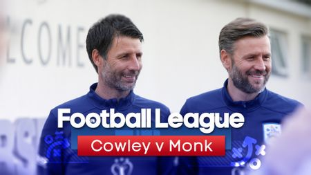 We look at the statistics behind the managerial careers of Danny Cowley and Garry Monk