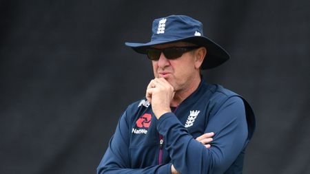 Trevor Bayliss - won't stay on as England coach