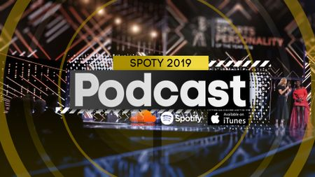 Listen to our latest SPOTY podcast