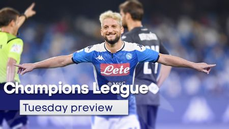 Check out Tuesday's Champions League preview and best bets