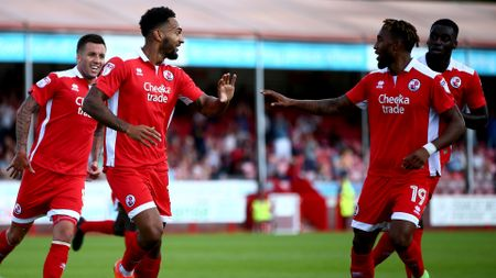 Crawley are backed for victory on Tuesday night