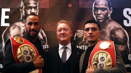 DeGale (L) and Selby are both in action next month