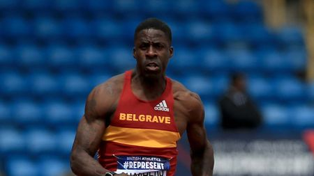 Dwain Chambers is set for return to the track