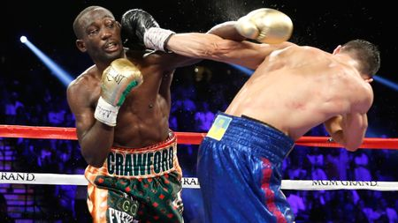Terence Crawford is unbeaten