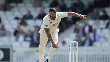 Ravi Rampaul has joined Derbyshire