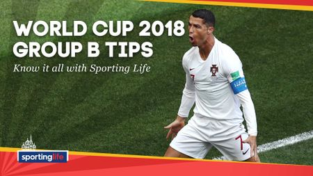 Portugal are tipped for a narrow victory over Iran by Tom Carnduff
