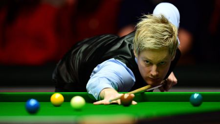 Neil Robertson is already a tournament winner this season