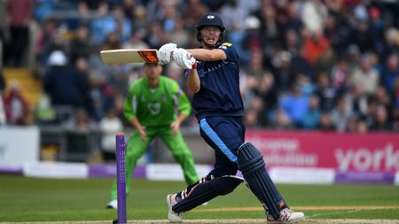 Gary Ballance has been in good form for Yorkshire