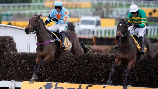 Battle is joined at the last in the Tingle Creek