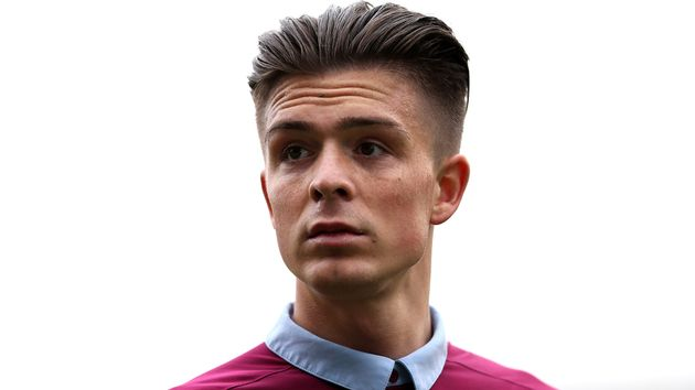 Jack Grealish: The Aston Villa man is wanted by a number of Premier League clubs