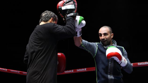 Malignaggi is open to a fight with McGregor