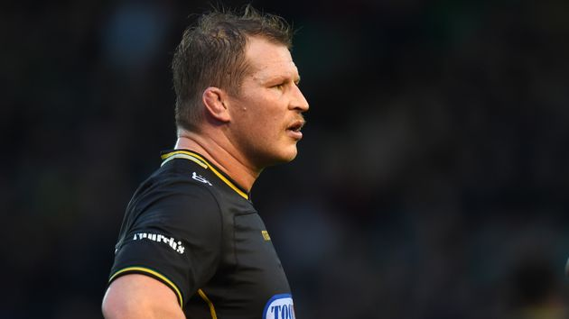 Dylan Hartley: Currently sidelined with a knee injury