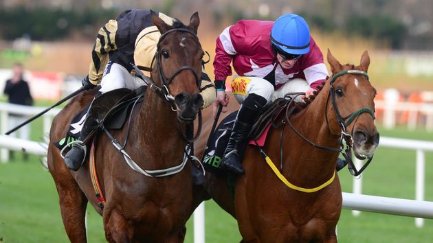 Bellshill and Road To Respect do battle at Leopardstown