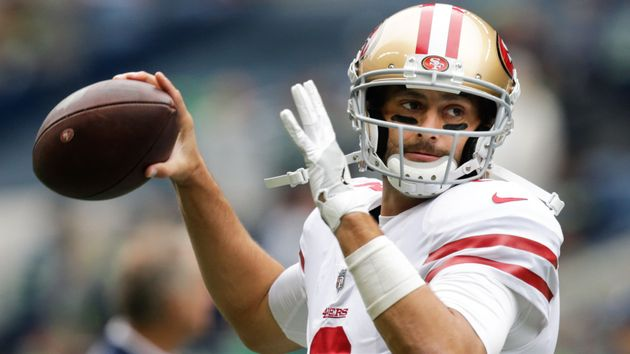 Brian Hoyer and the 49ers can get going at home on Thursday