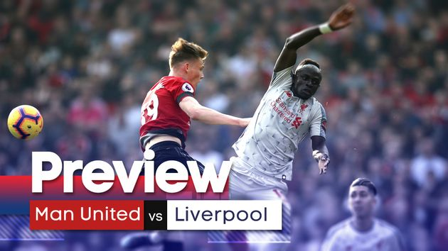 Sporting Life's preview of Manchester United v Liverpool