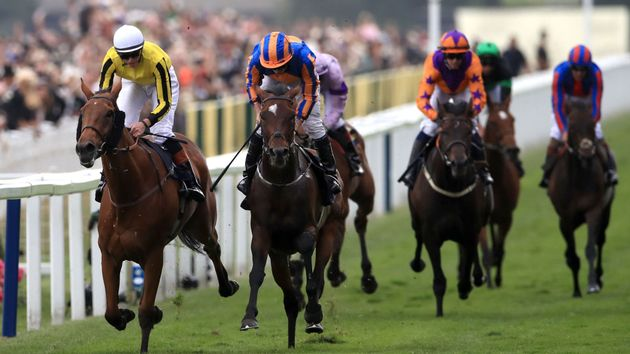 Big Orange fights off Order Of St George in the Gold Cup