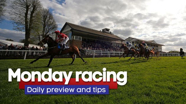 Check out Monday's racing preview