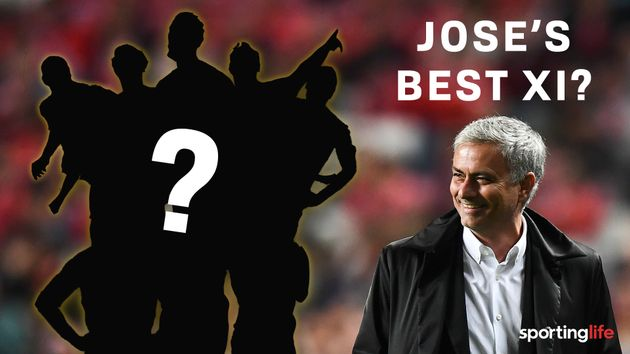 Jose Mourinho - who makes his best XI from all the teams he has managed?