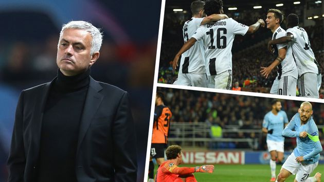 Champions League review for Tuesday, October 23