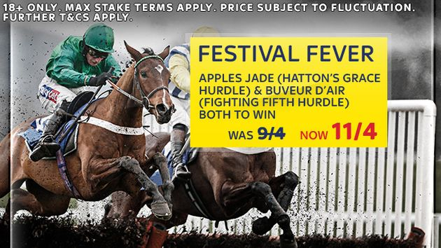 Sky Bet's latest Festival Fever