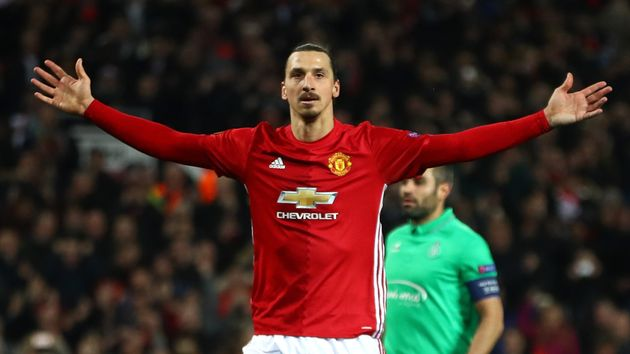 Zlatan Ibrahimovic enjoyed nearly two years in Manchester