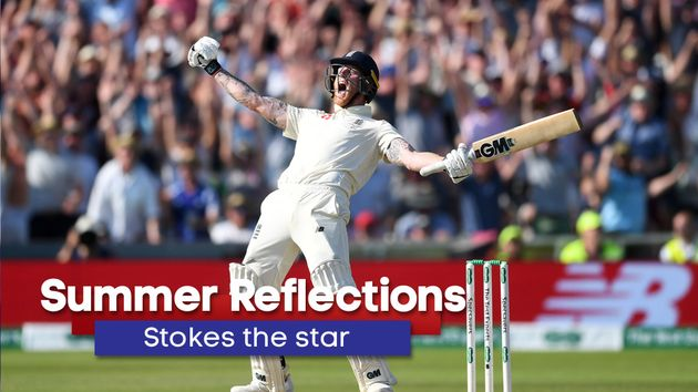 Summer Reflections: Stokes the star