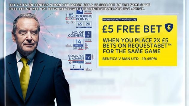 RequestABet Wednesdays are your chance to grab a free bet